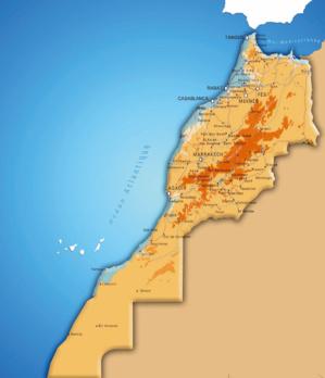 Le Maroc, un littoral de 3.500 kms