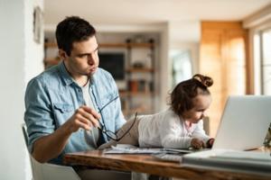 La perception des conditions de travail en mode confiné