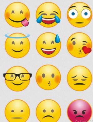 """Le populaire emoji """"pleurant de rire""""😂 a été détrôné !"""