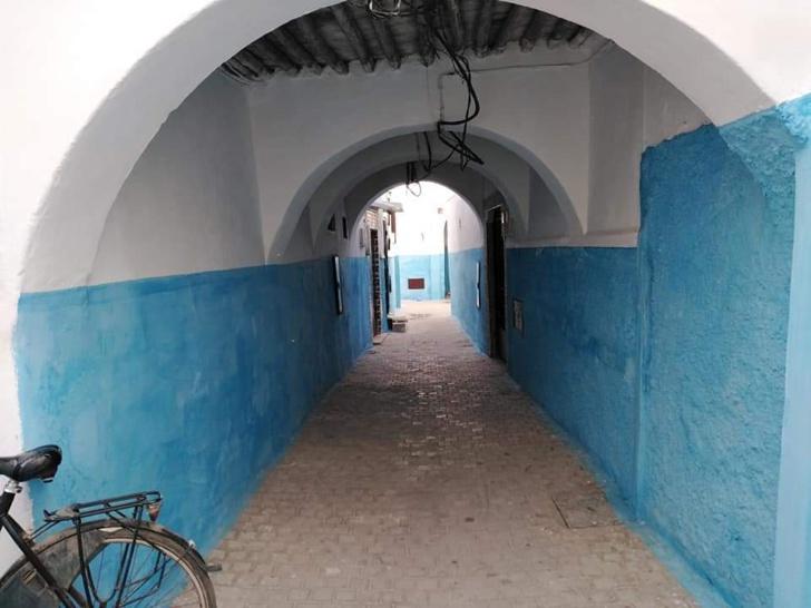 Balade dans les ruelles et impasses de la médina de Rabat