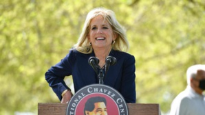 Le poisson d'avril de Jill Biden