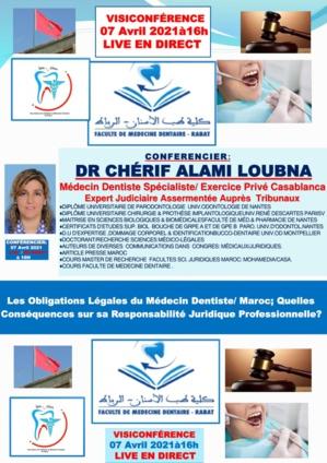 Les Obligations légales du Médecin Dentiste au Maroc
