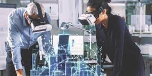 La réalité mixte, un nouveau marché favorisant l'industrie : le HOLOLENS