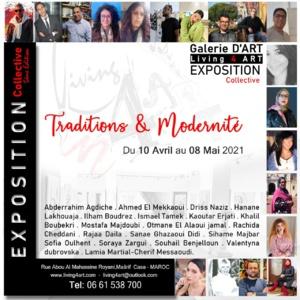 Exposition : des artistes célèbrent la tradition et la modernité