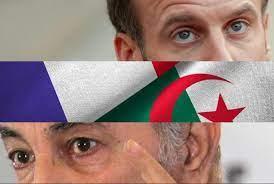 L'Algerie malade de la France et la France malade de l'Algérie.