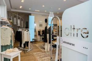 La franchise italienne OLTRE de prêt à porter féminin s'implante à Casablanca