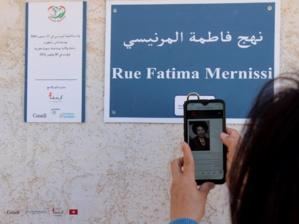 Une rue tunisienne nommée en hommage à Fatema Mernissi