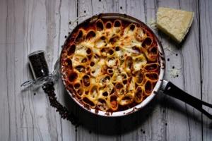Cette recette de gratin de pâtes cartonne sur Tiktok