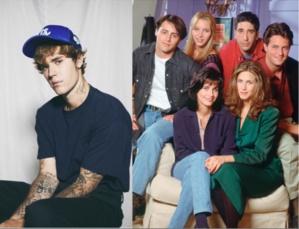 Justin Bieber va apparaitre dans le spécial de FRIENDS !