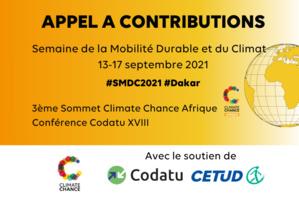 Action climat: Appel à contributions pour identifier des bonnes pratiques