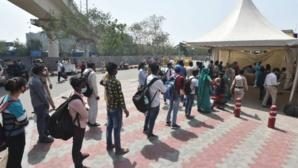 Inde - Covid : Un million de cas en quatre jours