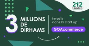 CDG Invest investit 3 millions de dirhams dans GOAcommerce