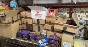 Settat : 162 kg de chocolat et gâteaux impropres à la consommation