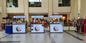 Borj Fes expose les produits de l'artisanat