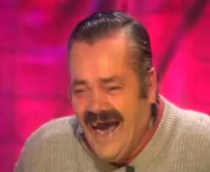 El Ristas n'est plus, RIP au rire le plus célèbre !