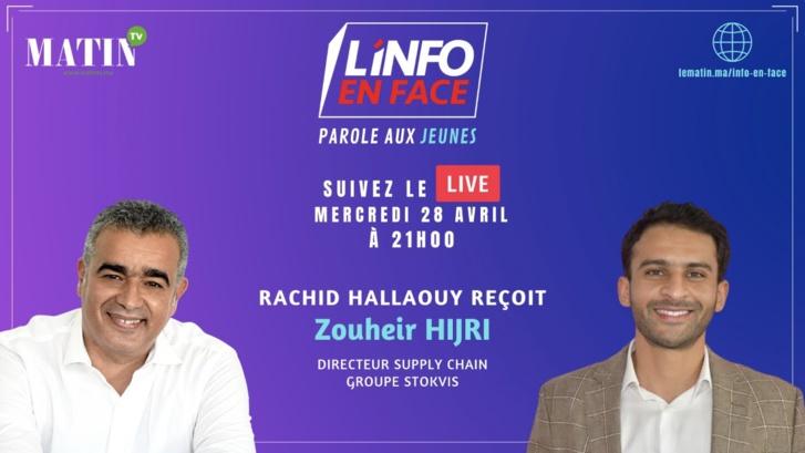 Zouheir Hijri : L'Info en Face donne la parole aux jeunes