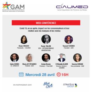 Le CIAUMED dévoile l'impact de la pandémie sur les consommateurs marocains