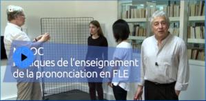 Pratiques de l'enseignement de la prononciation en FLE