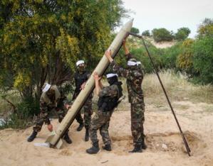 Les combattants du Hamas font passer les polisariens pour des guignols