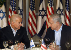 Joe Biden à Bibi Netanyahou : 'Prends l'argent et arrêtes de m'enquiquiner l'existence'