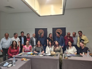 La santé au programme du Rotary club Ryad Ennakhil de Rabat