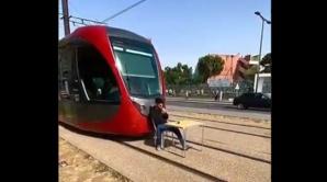 Arrestation du jeune qui a perturbé le trafic du tramway à Casablanca