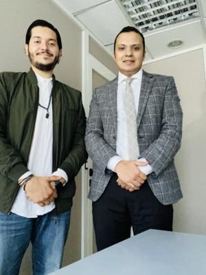"""Hamza Bargachi, invité de l'émission """"Entre nous, on se dit tout"""""""