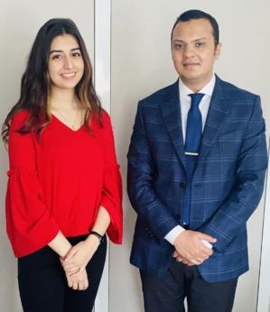 """Manale Amezguiou, invitée de l'émission """"Entre nous, on se dit tout"""""""