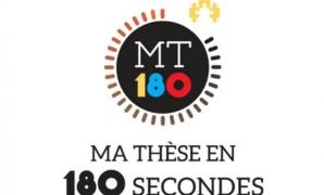 Finale du concours « Ma thèse en 180 secondes »
