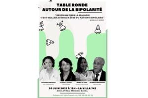 Maria El Kissi organise une table ronde autour de la bipolarité