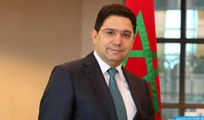 Diplomate n'est pas hypocrite...Voyez le Maroc !
