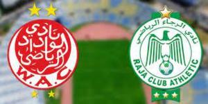 Botola Pro :  Derby Casablancais pour le prestige