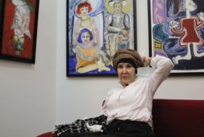 """""""Espace imaginaire"""" : la galerie Nadar expose Najia Sedrati"""