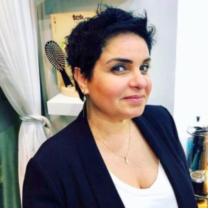 Léa Tov, rédactrice en chef et directrice de publication de GOLDA