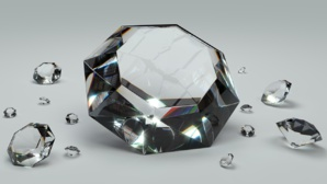 Découverte du 3ème plus gros diamant du monde