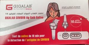 Retrait du marché marocain d'un réactif à usage de diagnostic : « Gigalab COVID »