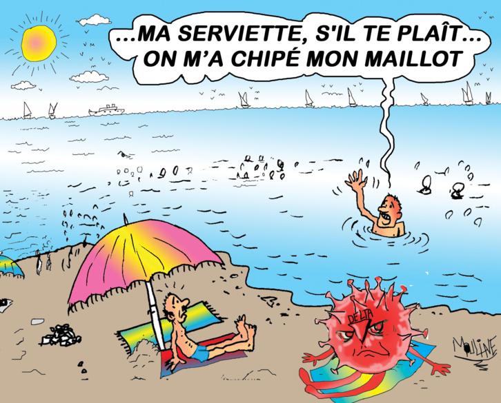 Lorsque les plages font le plein... !!!