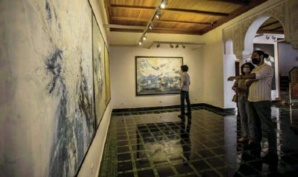 "Rabat : la Villa des Arts accueille l'exposition ""Ondes minérales"""