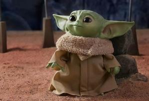 Etats-Unis : Une peluche Bébé Yoda remplie de drogue saisie par la police