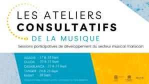 La musique comme moteur de développement durable : Ateliers consultatifs