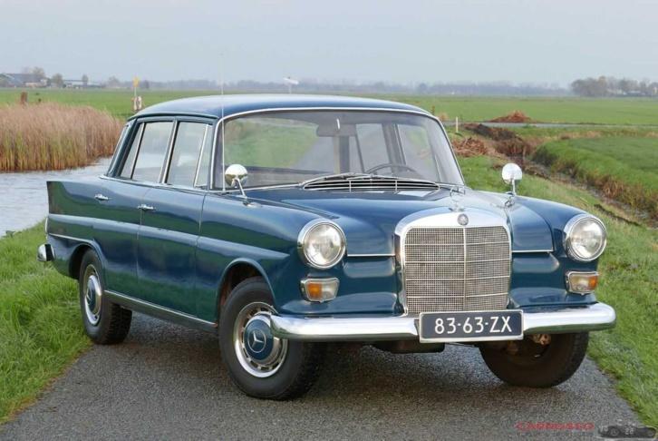 Les 12 voitures préférées des marocains
