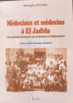 Livre sur l'histoire de la médecine à El Jadida