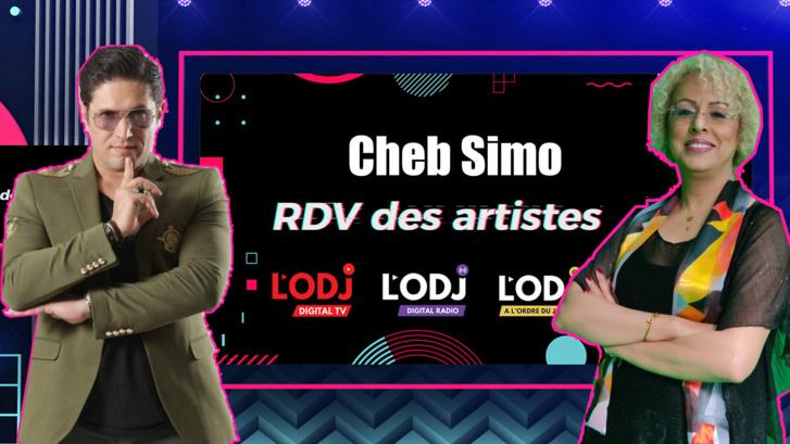 """Votre émission Le """"RDV des artistes"""" reçoit Cheb Simo"""