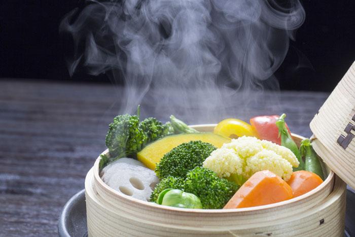 La cuisson à la vapeur est-elle meilleure pour la santé ?