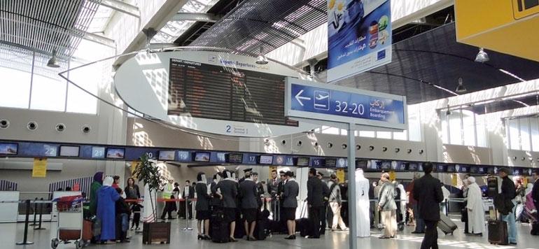 L'aéroport Mohammed V nominé pour le prix de Versailles