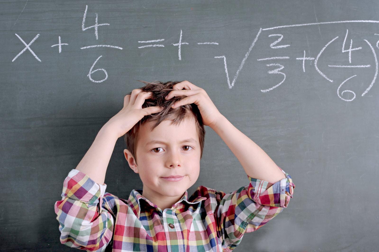 Nos élèves sont nuls en Maths et Sciences, selon une enquête internationale