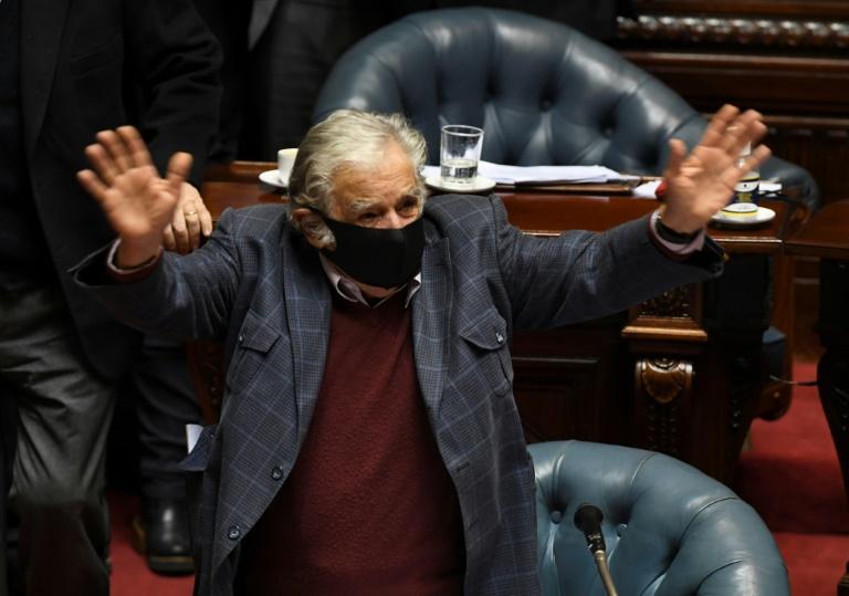 Uruguay : l'ex-président «Pepe» Mujica a quitté la vie politique