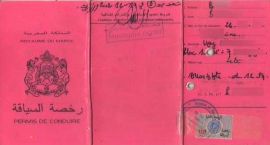 Pourquoi a-t-on enlevé le facteur Rhésus du permis de conduire ?