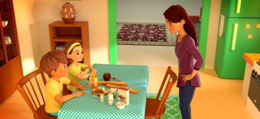 « LINA & ADAM », la série animée 3D destinée au Maroc et à l'Afrique