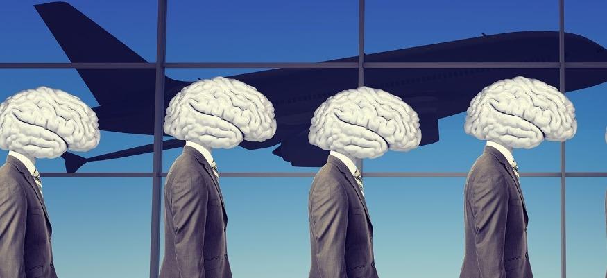Fuite des cerveaux et cerveaux non déployés